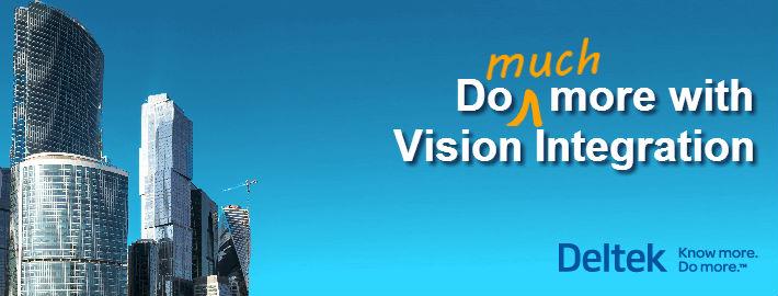 Deltek Vision Integration
