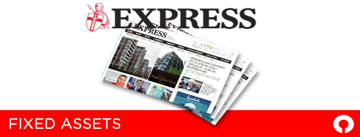 Fixed asset audit at the Express