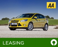 FMIS Lease Accounting case study image of yellow car and AA logo