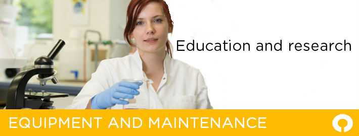 University Equipment and Maintenance Case Study | FMIS