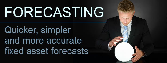 Fixed Asset Forecasts