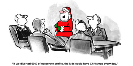Christmas Accountant.What If Santa Were An Accountant Fmis At Christmas